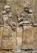 Sargon II reigned 722 – 705 BC) Assyrian king