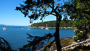 Sucia Island, San Juan Islands, Washington State