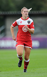 Bristol Academy Womens' Nicola Watts  - Photo mandatory by-line: Dougie Allward/JMP - Mobile: 07966 386802 - 28/09/2014 - SPORT - Women's Football - Bristol - SGS Wise Campus - Bristol Academy Women's v Manchester City Women's - Women's Super League