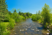River, Willow Grove, New Brunswick, Canada
