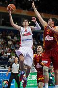 DESCRIZIONE : Vilnius Lithuania Lituania Eurobasket Men 2011 Second Round Russia Macedonia Russia FYR of Macedonia<br /> GIOCATORE : Aleksey Shved<br /> CATEGORIA : tiro<br /> SQUADRA : Russia Macedonia Russia FYR of Macedonia<br /> EVENTO : Eurobasket Men 2011<br /> GARA : Russia Macedonia Russia FYR of Macedonia<br /> DATA : 12/09/2011<br /> SPORT : Pallacanestro <br /> AUTORE : Agenzia Ciamillo-Castoria/M.Metlas<br /> Galleria : Eurobasket Men 2011<br /> Fotonotizia : Vilnius Lithuania Lituania Eurobasket Men 2011 Second Round Russia Macedonia Russia FYR of Macedonia<br /> Predefinita :