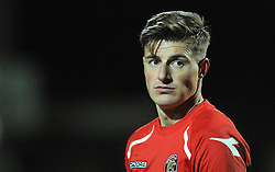 Walsall's Jordan Cook - Photo mandatory by-line: Harry Trump/JMP - Mobile: 07966 386802 - 03/03/15 - SPORT - Football - Sky Bet League One - Yeovil v Walsall - Huish Park, Yeovil, England.