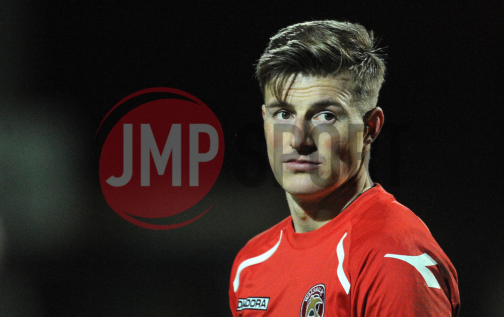 Walsall's Jordan Cook - Photo mandatory by-line: Harry Trump/JMP - Mobile: 07966 386802 - 03/03/15 - SPORT - Football - Sky Bet League One - Yeovil v Walsall - Huish Park, Yeovil, England.