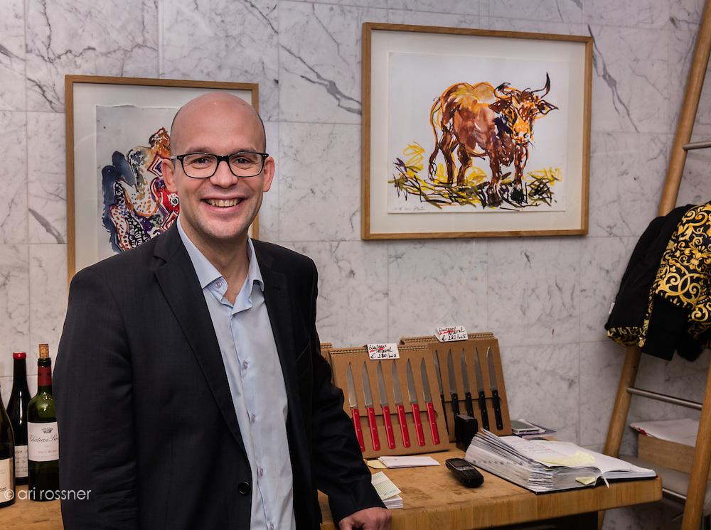 Mathieu Pecqeur - directeur général adjoint de Culture Viande