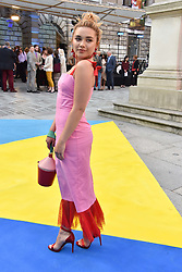 Florence Pugh at the Royal Academy Of Arts Summer Exhibition Preview Party 2018 held at The Royal Academy, Burlington House, Piccadilly, London, England. 06 June 2018.