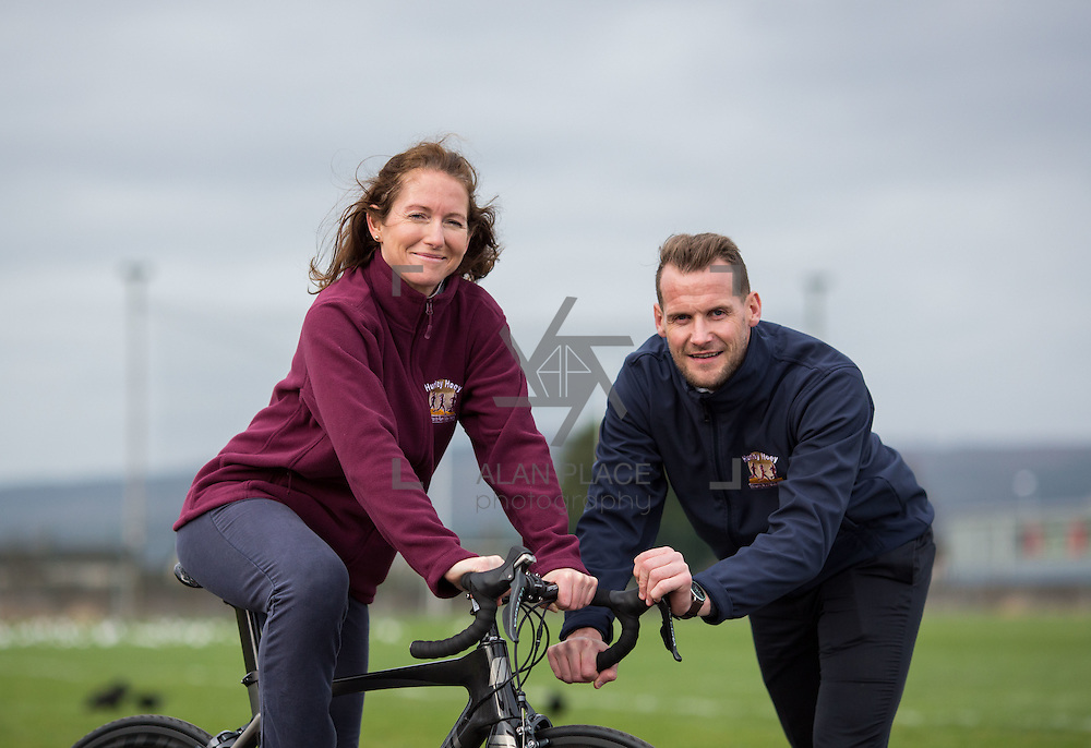 25.01.2017              <br /> Pictured at LIT for the launch of the 5th Annual Hurley Hoey Run/Walk/Cycle are  Maeve Hoey, Chair, Hurley Hoey and Jackie Tyrrell, Former Kilkenny Hurling Captain.   <br />  The event takes place at 11am on Saturday March 11th at the Doora-Barefield GAA Grounds. Funds raised will go to Cliona&rsquo;s Foundation and Clare Haven.  <br />  Full details at www.hurleyhoey10km.com. Picture: Alan Place