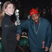 Danielle Overgaag TV babe 2000 zwanger, Coolio