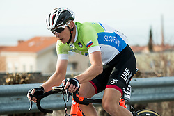 KUMP Marko (SLO) of Slovenian National Team during the UCI Class 1.2 professional race 4th Grand Prix Izola, on February 26, 2017 in Izola / Isola, Slovenia. Photo by Vid Ponikvar / Sportida