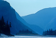 Mackenzie Mountains and the canyons of the Nahanni River<br /> Nahanni National Park<br /> Northwest Territories<br /> Canada<br /> Nahanni National Park<br /> Northwest Territories<br /> Canada