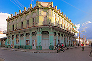 Building in Guanajay, Artemida, Cuba.
