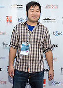 Wally Chung on the red carpet during opening night of the 25th Anniversary New Orleans Film Festival; Opening night film is 'Black and White' directed by Mike Binder