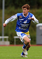 18.07.2010, Vuosaari, Helsinki..Ykk?nen 2010, FC Viikingit - Rovaniemen Palloseura..Albin Granlund - RoPS.©Juha Tamminen.