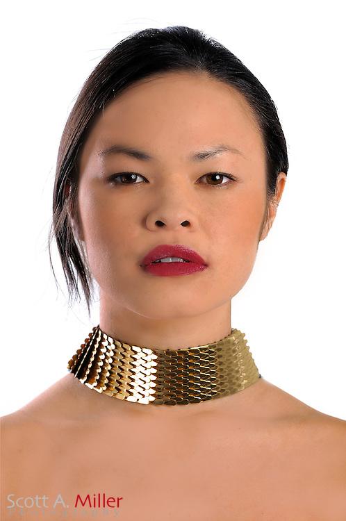 Model Jeneka MAU Alexandra Sorgi