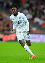 England's Danny Welbeck (Arsenal) - Photo mandatory by-line: Joe Meredith/JMP - Mobile: 07966 386802 - 3/09/14 - SPORT - FOOTBALL - London - Wembley Stadium - England v Norway - International Friendly