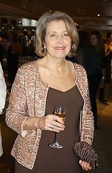Actress ANNE REID at the 25th annual Awards of the London Film Critics' Circle in aid of the NSPCC held at The Dorchester Hotel, Park Lane, London W1 on 9th February 2005.<br /><br />NON EXCLUSIVE - WORLD RIGHTS