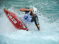 Jan Benzien (GER), Mens C1 Class,  Lee Valley White Water Centre, Waltham Abbey, England, Photo by: Peter Llewellyn