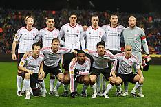 101202 Steaua Bucuresti v Liverpool