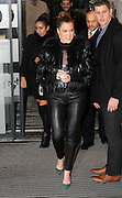 15.NOVEMBER.2013. LONDON<br /> <br /> CODE - EBDB<br /> KHLOE KARDASHIAN LEAVING BBC RADIO ONE, LONDON<br /> <br /> BYLINE: EDBIMAGEARCHIVE.CO.UK<br /> <br /> *THIS IMAGE IS STRICTLY FOR UK NEWSPAPERS AND MAGAZINES ONLY*<br /> *FOR WORLD WIDE SALES AND WEB USE PLEASE CONTACT EDBIMAGEARCHIVE - 0208 954 5968*