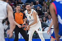 Real Madrid Rudy Fernandez during Turkish Airlines Euroleague match between Real Madrid and Anadolu Efes at Wizink Center in Madrid, Spain. January 25, 2018. (ALTERPHOTOS/Borja B.Hojas)