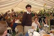 Tom Thompson. Ludlow Charity Race Day,  in aid of Action Medical Research. Ludlow racecourse. 24 march 2005. ONE TIME USE ONLY - DO NOT ARCHIVE  © Copyright Photograph by Dafydd Jones 66 Stockwell Park Rd. London SW9 0DA Tel 020 7733 0108 www.dafjones.com