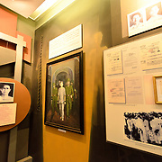 Exhibit at Hoa Lo Prison on Vietnamese political prisoners held under French colonial rule. Hoa Lo Prison, also known sarcastically as the Hanoi Hilton during the Vietnam War, was originally a French colonial prison for political prisoners and then a North Vietnamese prison for prisoners of war. It is especially famous for being the jail used for American pilots shot down during the Vietnam War.