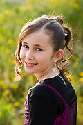Bat Mitzvah girl, Modiin Israel. Portrait Photography by Debbie Zimelman, Modiin Israel.