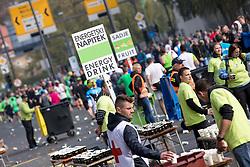 Workers during 22nd Ljubljana Marathon 2017 on October 29, 2017 in Ljubljana, Slovenia. Photo by Matic Klansek Velej / Sportida