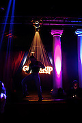 Gogo dancers perform Homocon 2012, a party for gay conservatives sponsored by GOProud at The Honey Pot nightclub in Ybor City on August 28, 2012. Homocon was touted as the hottest event during the 2012 Republican National Convention.