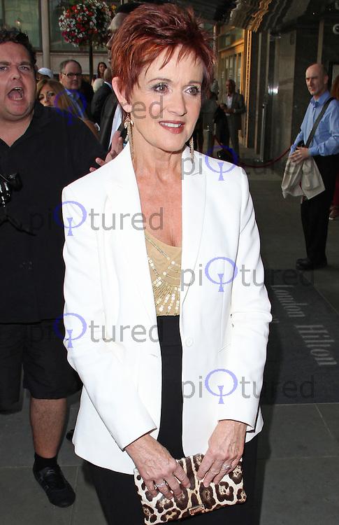 Jackie Woodburne, The TV Choice Awards 2014, London Hilton Park Lane, London UK, 08 September 2014, Photo by Brett D. Cove