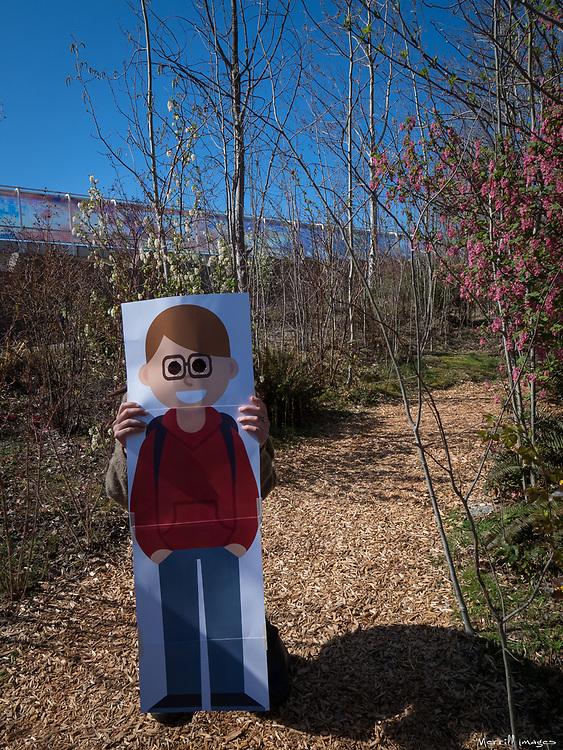 Tiny Trees Preschool Staff Development Day at Olympic Sculpture Park
