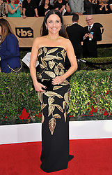 Julia Louis-Dreyfus at the 23rd Annual Screen Actors Guild Awards held at the Shrine Expo Hall in Los Angeles, USA on January 29, 2017.
