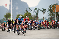 at GREE Tour of Guangxi Women's WorldTour 2019 a 145.8 km road race in Guilin, China on October 22, 2019. Photo by Sean Robinson/velofocus.com