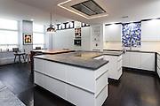 Contemporary White, Kitchen
