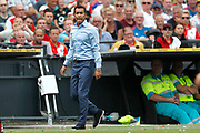 Feyenoord coach Giovanni van Bronckhorst during the Dutch football Eredivisie match between Feyenoord and Excelsior at De Kuip Stadium in Rotterdam, on August 19th, 2018 - Photo Stanley Gontha / Pro Shots / ProSportsImages / DPPI