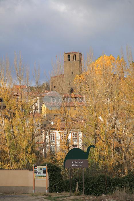 Iglesia de Enciso. La Rioja ©Daniel Acevedo / PILAR REVILLA