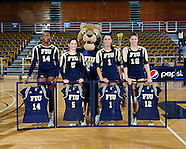 FIU Volleyball vs Florida Gulf Coast University (Nov 08 2011)