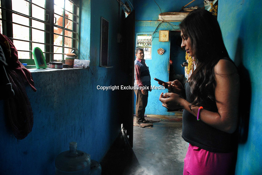 India's Transgender Women<br /> &ldquo; Trans But Still A Human &ldquo;<br /> <br /> It is a natural desire and curiosity for a human to inquire about his/her future. Although difficult, it is somehow possible in a number of ways.<br /> For &quot;Saranya&quot;, this happened at the early age of 11. Her parents had hopes and dreams for their second child after having their baby daughter; However,  they were faced with a boy whose playmates were among girls .  Instead of feeling protected and at peace among her family, Saranya always felt stress and tension. Although not yet aware of her real sexuality and the fact that she is a trans woman, Saranya eventually learned to hide things from others. This sparked the beginning of the pain and fear which made life bitter and unpleasant for her. Every time she felt the natural, feminine side of her emerging , she had to deal with severe punishment and offensive reactions which only turned those feelings to ashes.  Exhausted, suppressed , and always judged  with undisguised contempt, she finally left her biological family at the age of sixteen and took refuge in her future family. She escaped from Pune and ventured to Bangalore in South India , In State of Karnataka.<br /> Transsexual or Trans genders are usually known as Hijras in India and Pakistan. Hjras are also known as Chhakka in Kannada and Bambaiya Hindi, Khusra in Punjabi and Kojja In Telegu . The word Hijra is an Urdu word meaning eunuch or hermaphrodite. Their communities also have women who are unable to act and live as a normal women with rights to get married and have children. A great number of Hijras are men who identify themselves as more feminine than masculine. Most Hijras do not have sexual desires for women.. They are described as &ldquo; man minus maleness&rdquo; and &ldquo; man plus woman&rdquo;. In the Indian culture, there is so much focus and emphasis on a woman`s ability to have children ; therefore, hijras who are unable to reproduce are considered