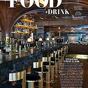 Restaurant interior Photographer San Diego CA