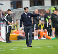 July 30th 2017, Dundee, Scotland; Betfred Cup football, group stages, Dundee versus Dundee United; Dundee manager Neil McCann<br /> <br />  - Picture by David Young - www.davidyounghoto@gmail.com - email: davidyoungphoto@gmail.com
