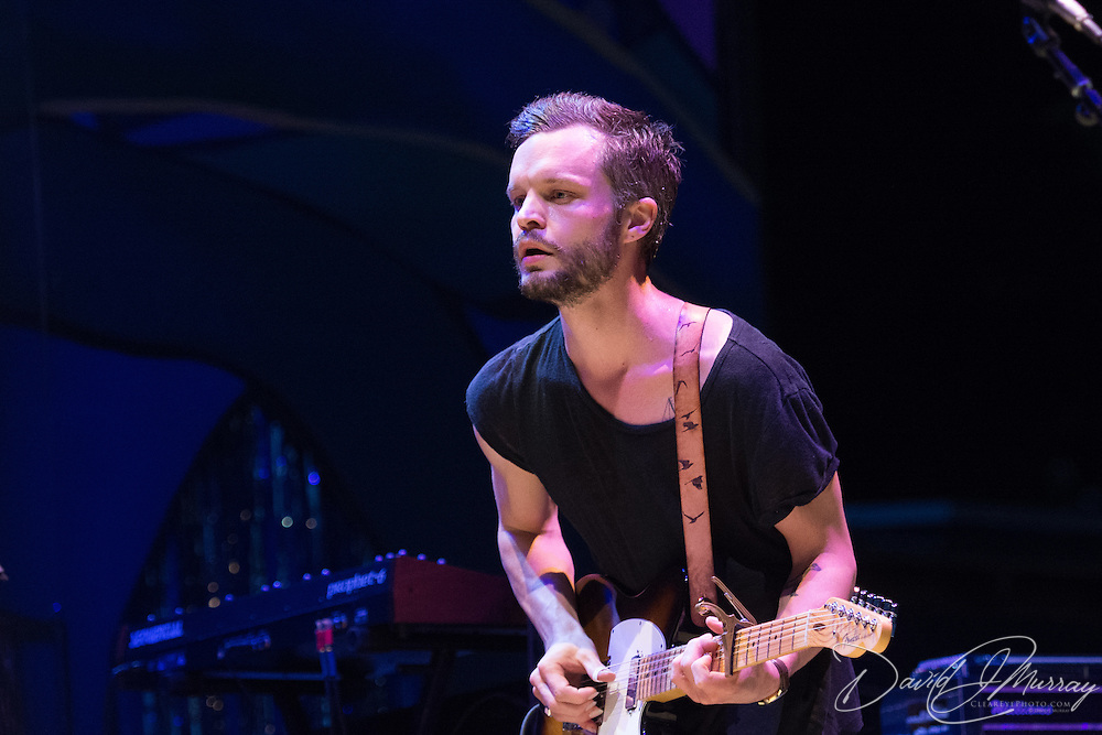 Taken at the Tallest Man On Earth concert at Prescott Park Arts Festival in Portsmouth, NH. July 2016