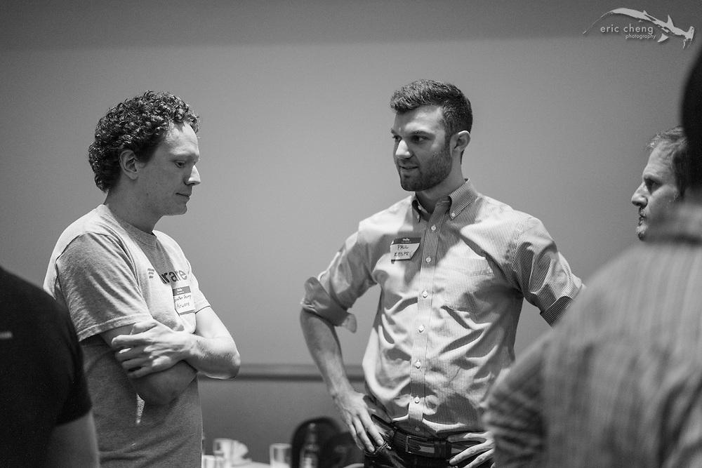 Jonathan Downey, Airware, and Paul Doersch, Kespry