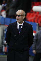 PSG's External Relations director Jaime Teixeira during the French League 1 soccer match, PSG vs Nantes in Parc des Princes, France on November 18th, 2017. PSG won XX. Photo by Henri Szwarc/ABACAPRESS.COM