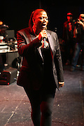Queen Latifah performs at The Hennessey Artistry Concert Series held at Terminal 5 on  October 7, 2009 in New York City