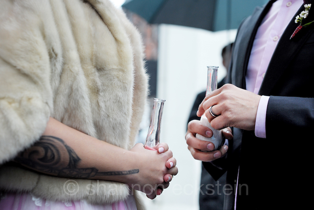 Candice and Trevor   Ceremony <br /> <br /> Trinity Bellwoods Park - TO. ON