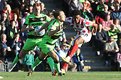 Forest Green Rovers v Cheltenham Town 201018