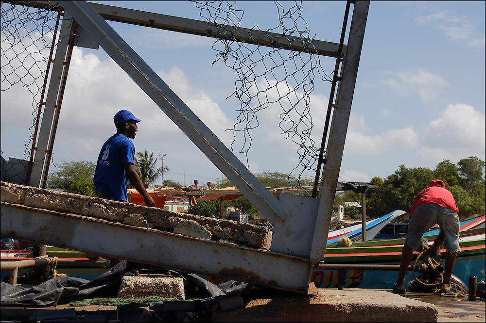 REPORTAJE DEL ESTADO SUCRE<br /> Guiria, Estado Sucre - Venezuela 2007<br /> Photography by Aaron Sosa<br /> (Copyright &copy; Aaron Sosa)