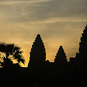 Views from Angkor Wat and Siem Riep. 2011/2015