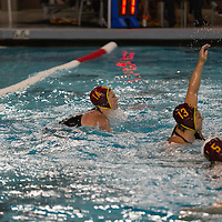 USC Women's Water Polo 2017 | UCSD | HR