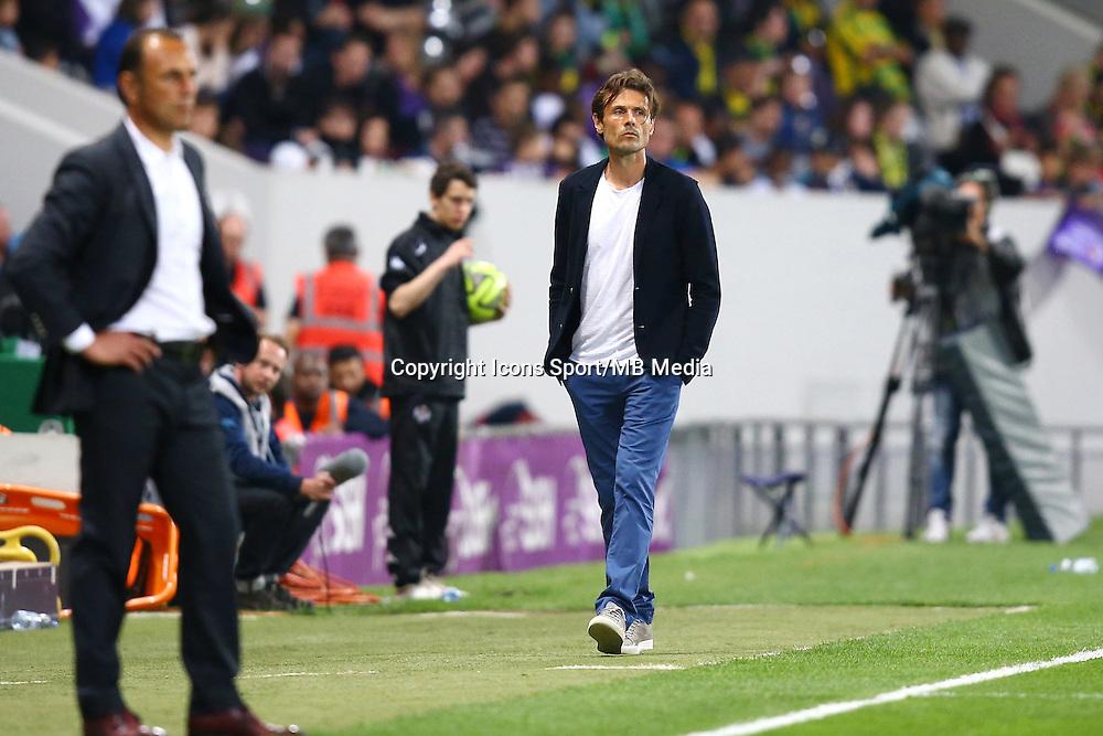 Dominique Arribage - 25.04.2015 - Toulouse / Nantes - 34eme journee de Ligue 1<br />Photo : Manuel Blondeau / Icon Sport