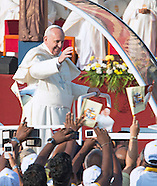 Pope Francis Canonization of Blessed Joseph Vaz, Sri Lanka
